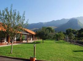 Hotel Picu Castiellu, La Galguera