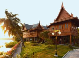 RK Riverside Resort & Spa, Ban Khlong Krang