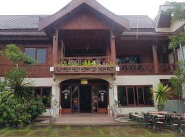 Villa Keoseumsack, Ban Chéng