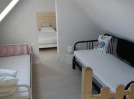 Petite maison à 10mn de la mer, Annebault
