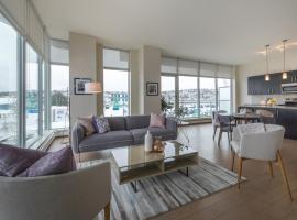 Two bedroom + Den Condo, Halifax