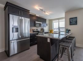 Two Bedroom Condo, Halifax