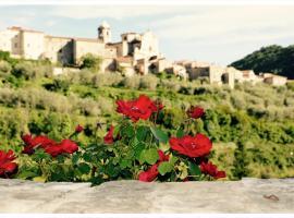 Villa Marciano, Colle San Magno