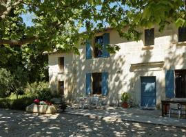 Le Mas d'Isnard, Arles
