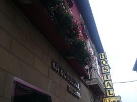 Hostal El Centro, Huesca