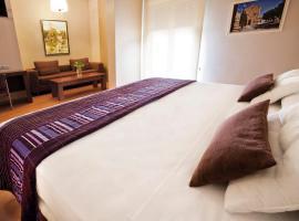 Hotel Fuente El Cura, Sax