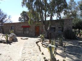 Leopard Lodge, Okanjanga