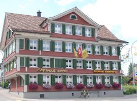 Gästehaus Sonne, Bütschwil