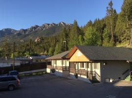 Celadon Lodge, Radium Hot Springs