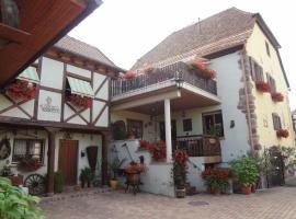 La Bergerie, Beblenheim