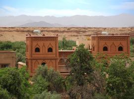Maison d'hôte Tizwiyate Dades, Souq el Khmis