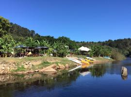The Riverdeck Lodge and Backpackers, Knysna