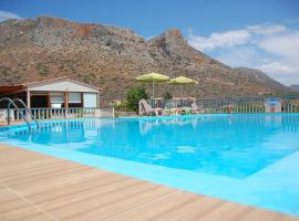 Cathrin Suites, Stavros