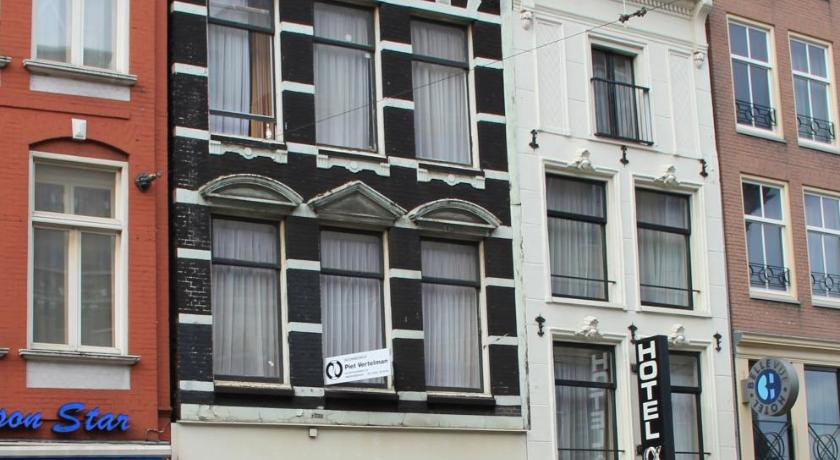 Hotel Alfa Amsterdam Nederland Amsterdam