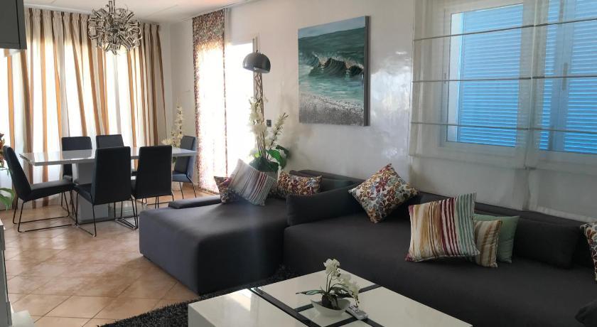 Appartement Deluxe Vue Mer Avec Piscine Privative
