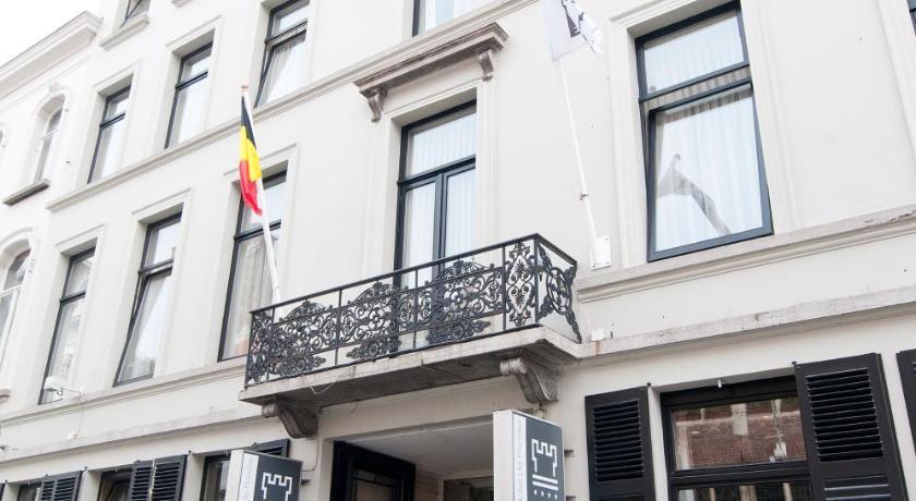 Hotel de flandre belgique gand for Hotel design gand