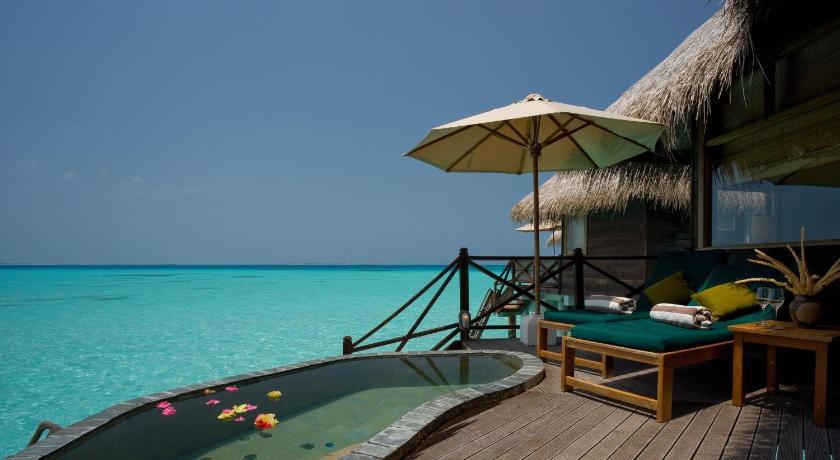 water villa wшер sea view