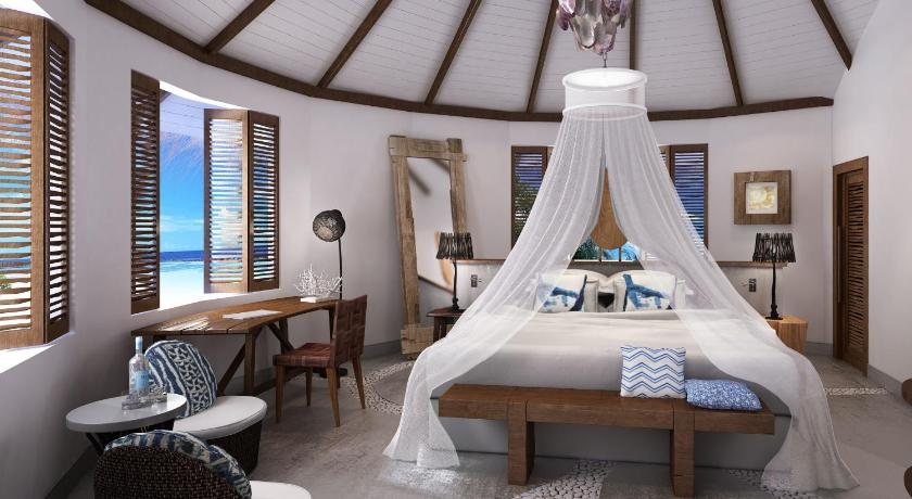 Хороший отель на Мальдивах для молодоженов