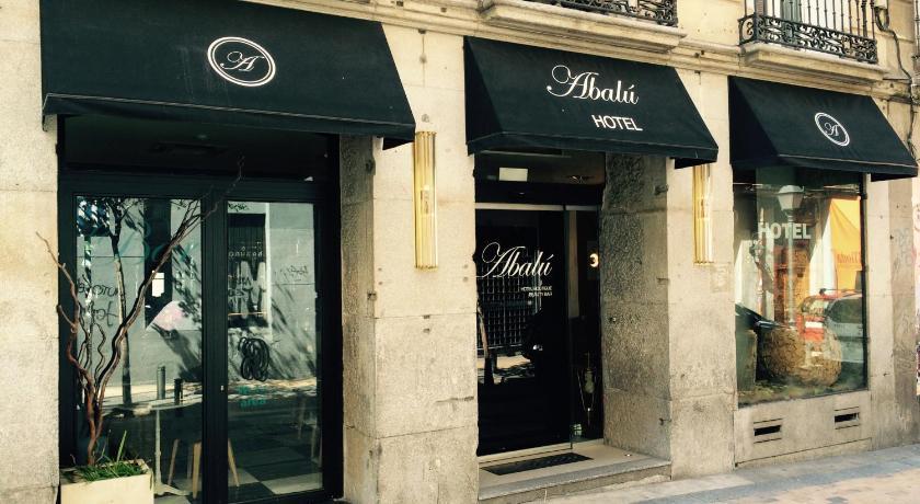 Abal boutique design hotel espa a madrid for Direccion madrid espana