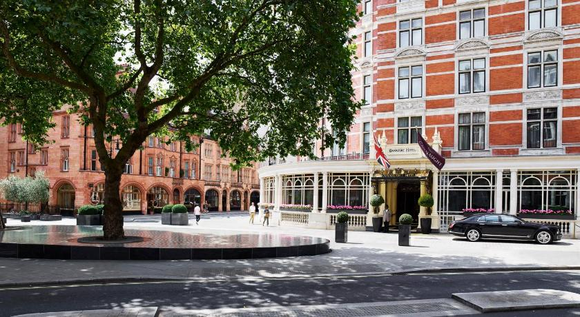 Hotel The Connaught, London, UK