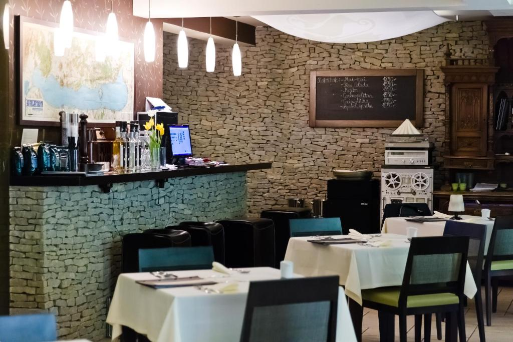 Restaurant Picture Of Echo Residence All Suite Hotel Tihany