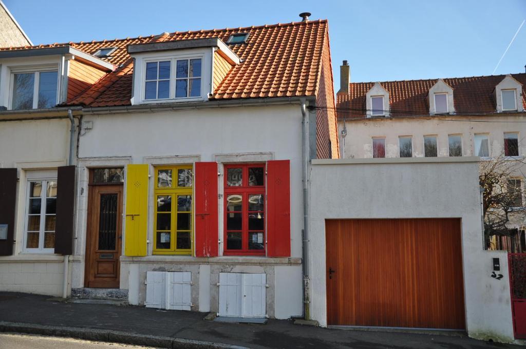 Дом для отпуска La Thelema (Франция Булонь-сюр-Мер) - Bookin
