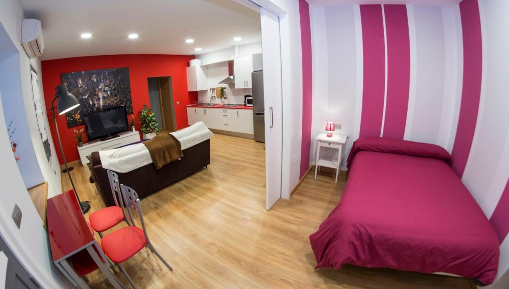 Ocho Home Apartamentos, Zamora – Precios mayo 2018