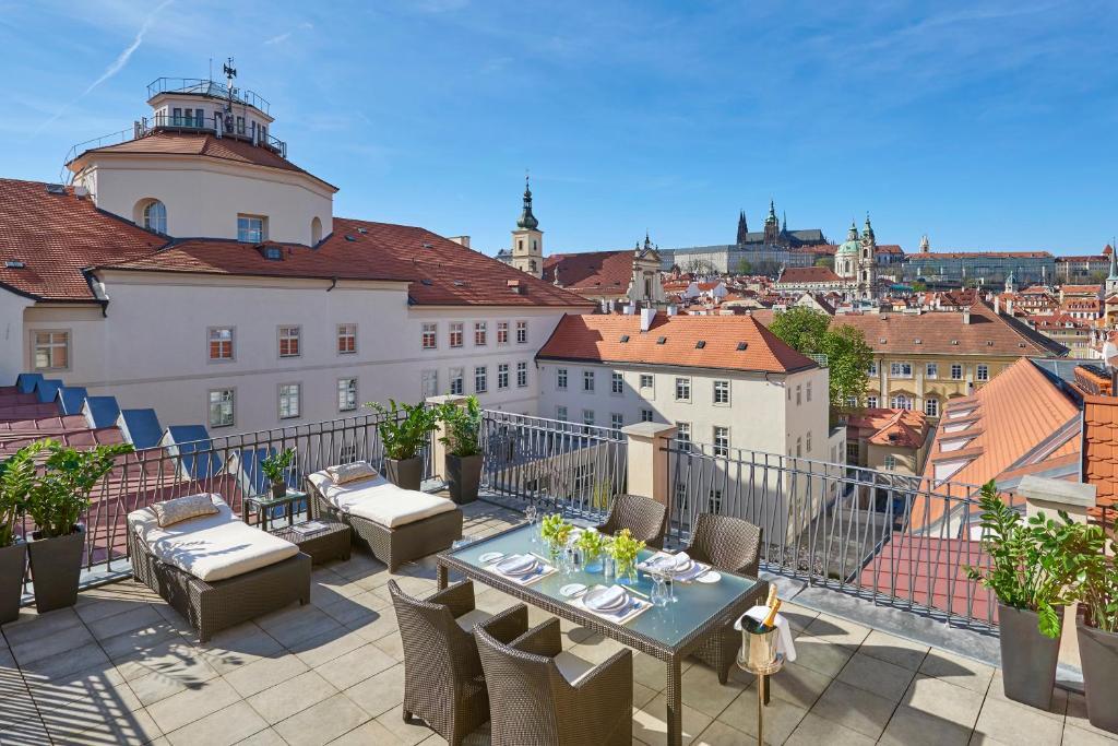 Hotel Mandarin Oriental Prague Tschechien Prag Bookingcom