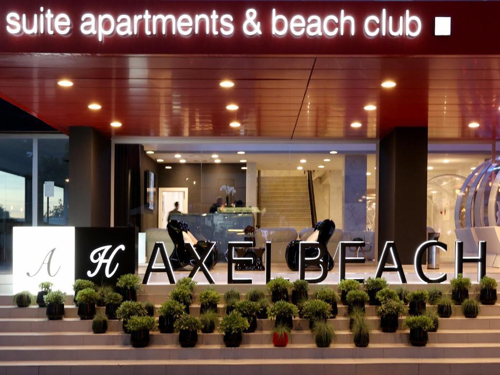 Axelbeach Ibiza Suites Apartments Spa And Beach Club
