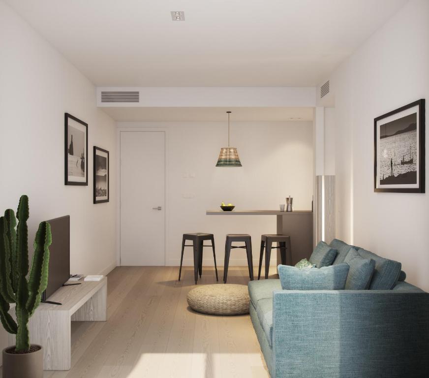 Apartments In San Miguel De Balansat Ibiza