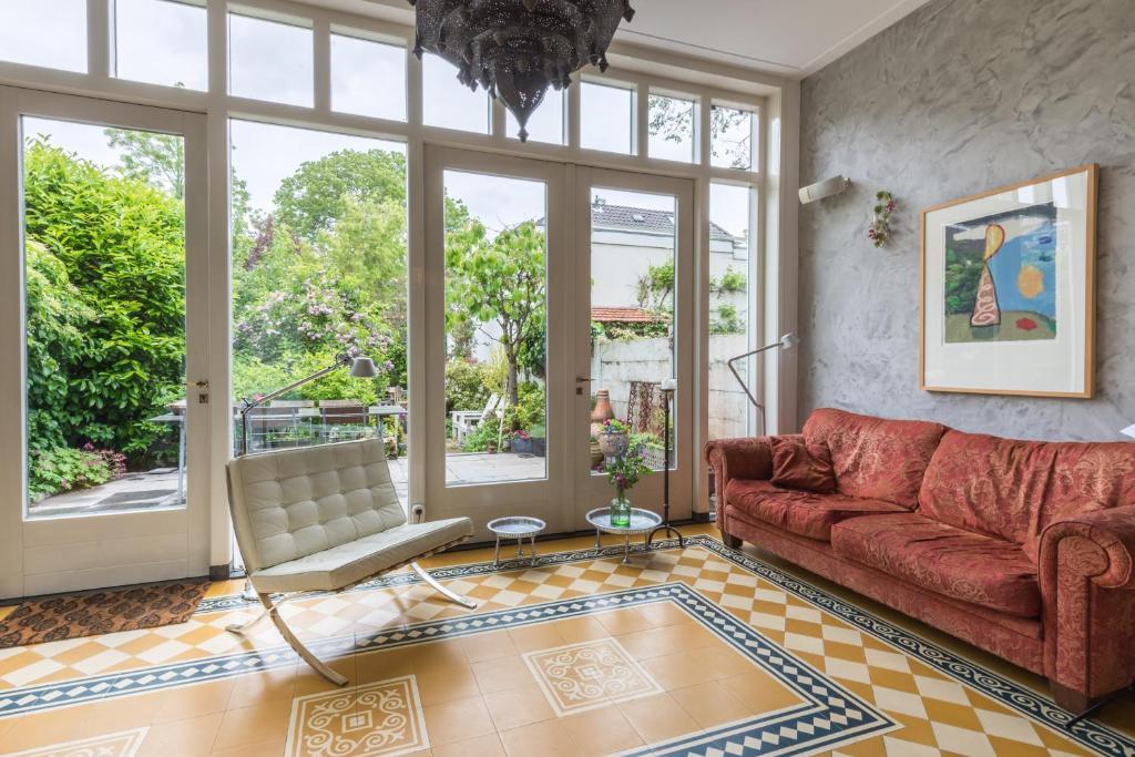 parklaan family apartment haarlem pays bas haarlem. Black Bedroom Furniture Sets. Home Design Ideas