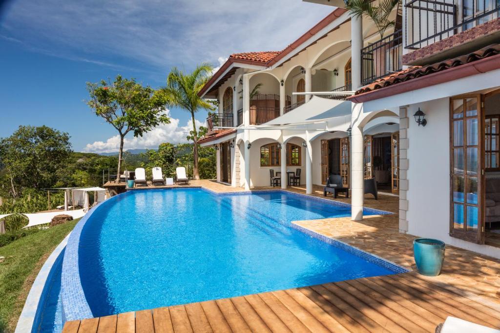 Image result for El Castillo Hotel in Ojochal