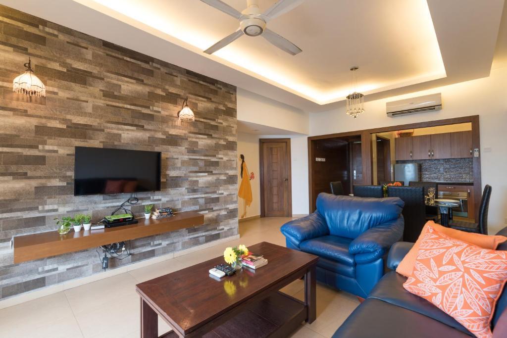 Art Apartments Penang Batu Ferringhi Malaysia