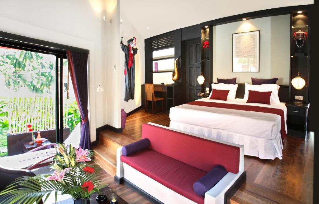 Hotel Ban Kao Boutique Res Laem Set Beach Thailand Booking Com