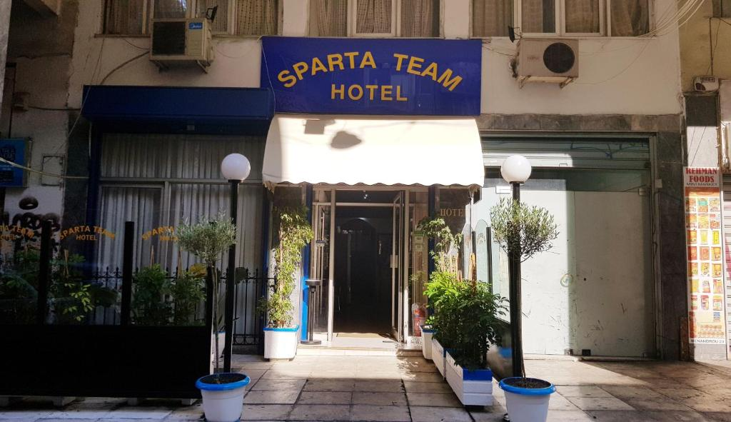 Sparta Team Hotel Reserve Now Gallery Image Of This Property