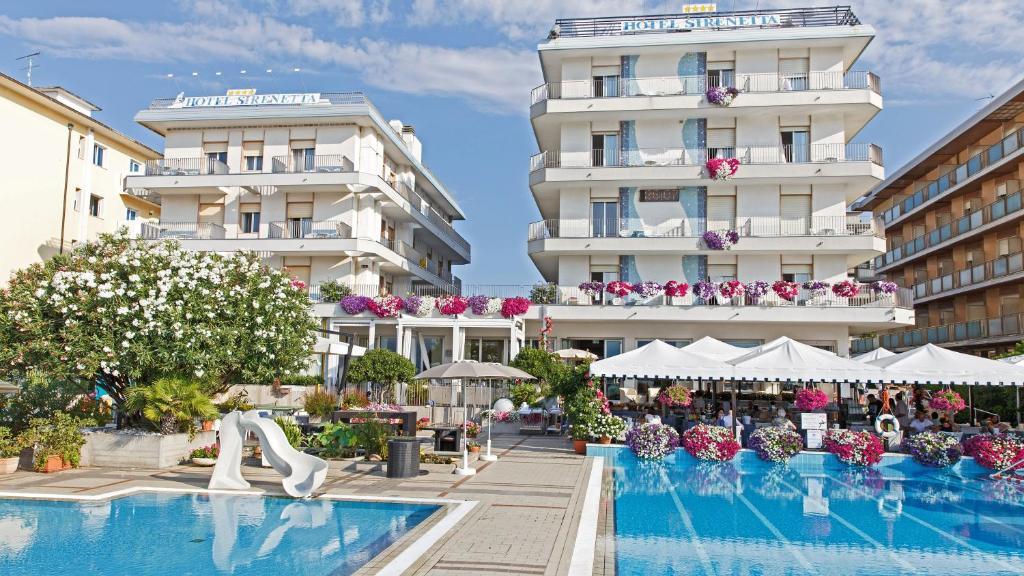 Hotel Sirenetta Italien Lido Di Jesolo Booking Com