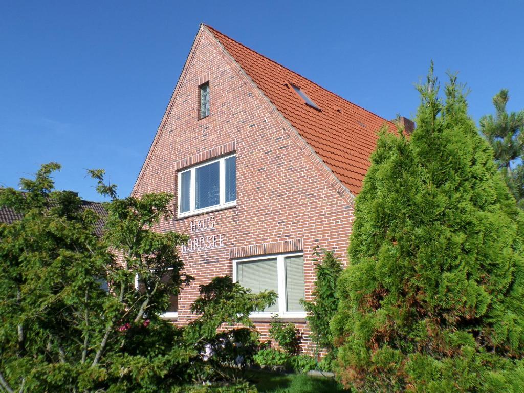 Ferienwohnung Haus Nordsee (Deutschland Büsum) - Booking.com