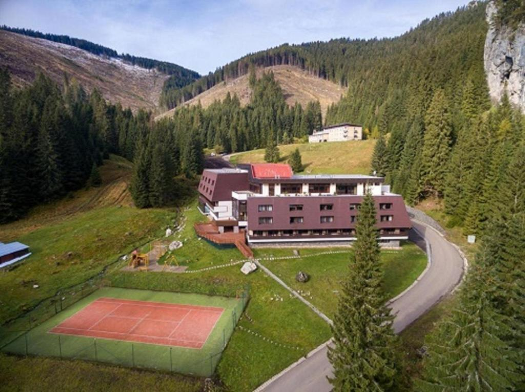 9b0c8702e0e1f Wellness Hotel Repiska (Slovensko Demänovská Dolina) - Booking.com