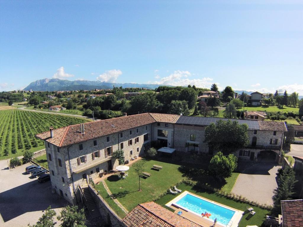 Bauernhof borgo floreani italien vendoglio for Case vecchie ristrutturate