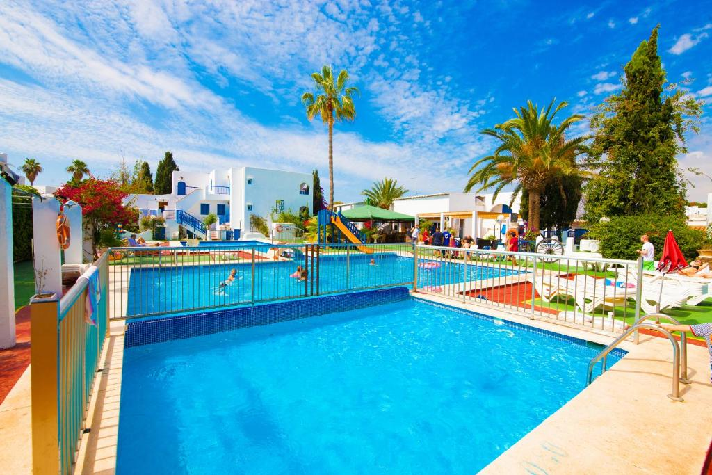 Apartments In Cala Ferrera Majorca