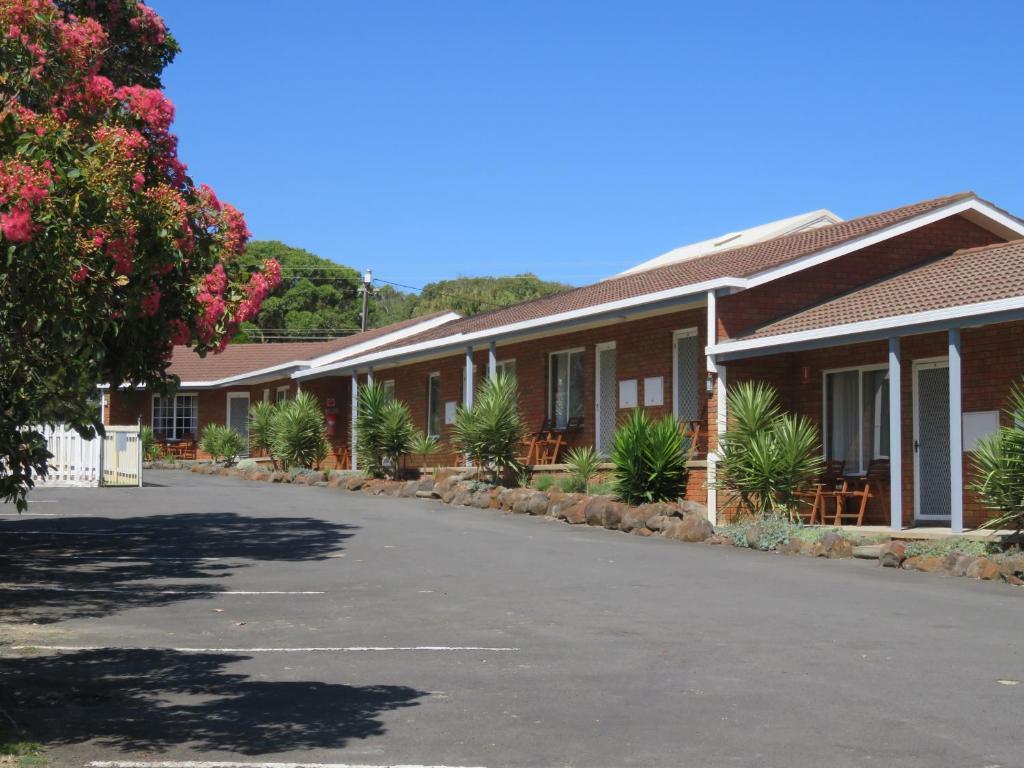 Southern Ocean Villas Port Campbell Accommodation