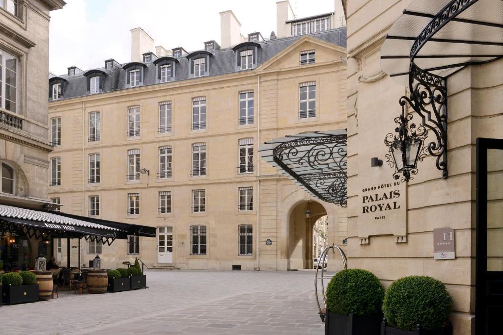 grand hôtel palais royal, paris, france - booking