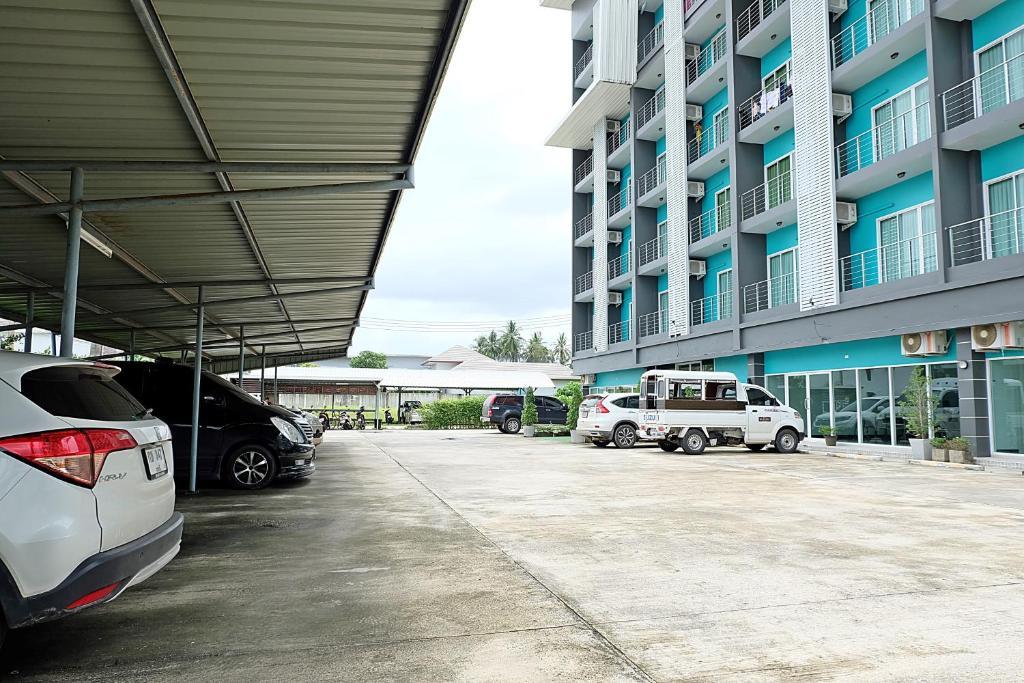 Krabi hipster hotel krabi town harga 2018 terbaru for Hipster hotel
