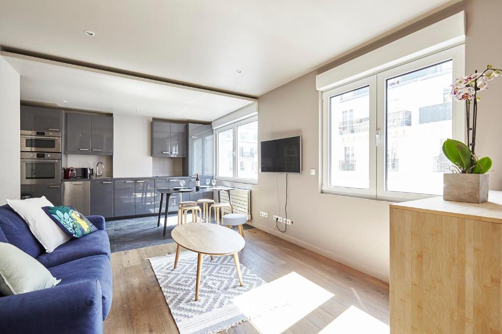 Clublord Appartement Lumineux Refait à Neuf Paris Updated 2019