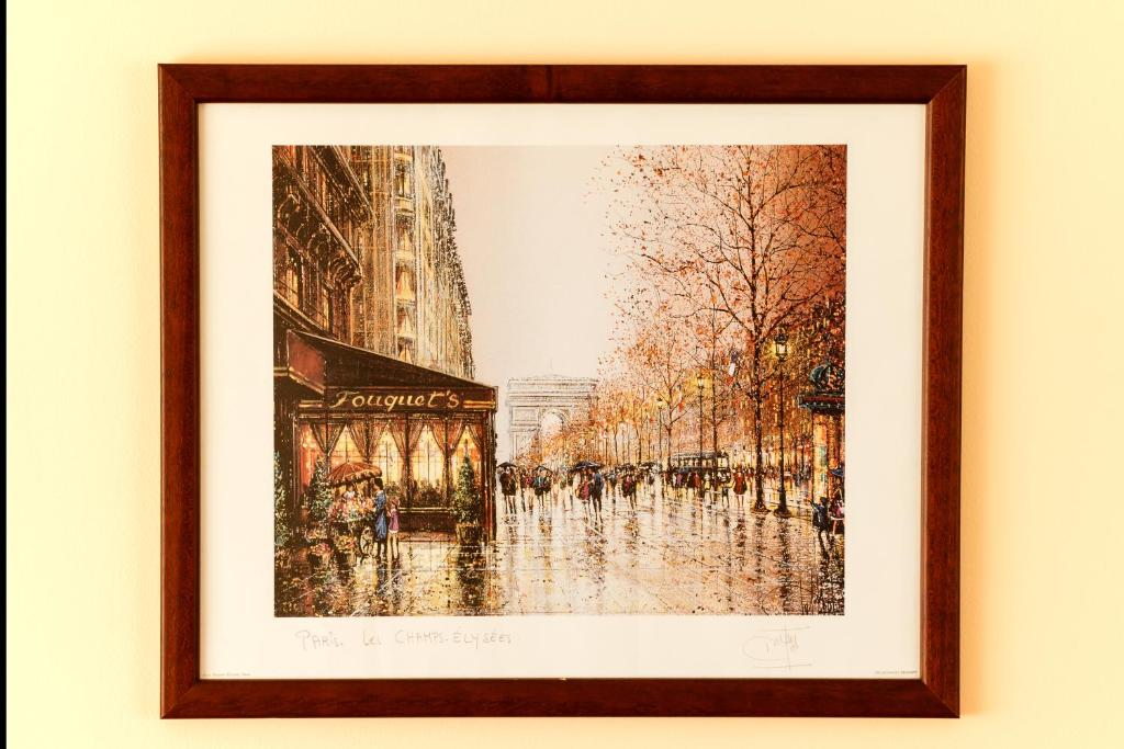 Апартамент Париж - Варна
