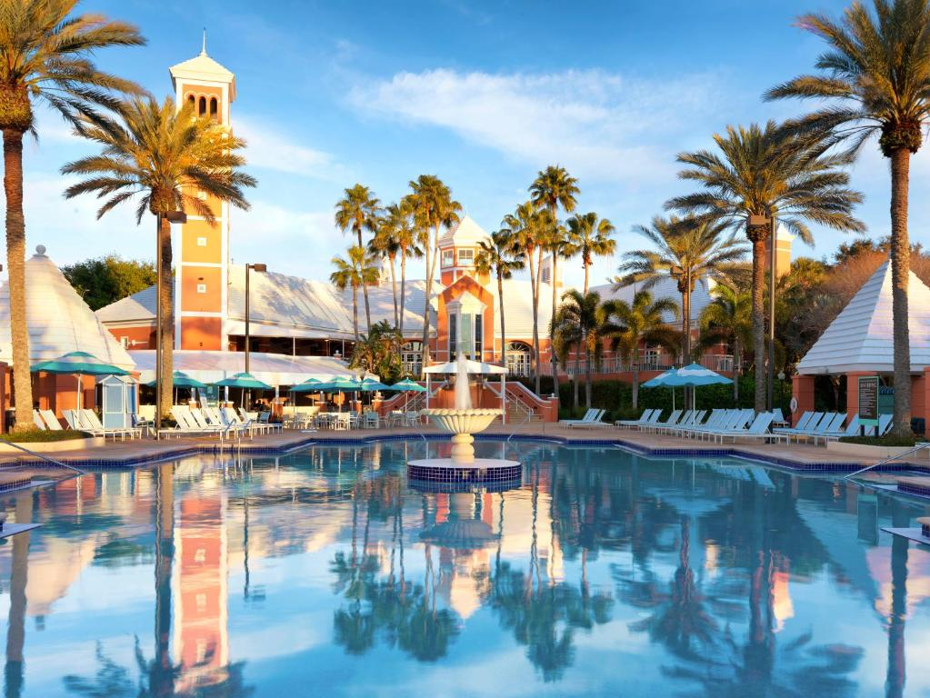 Hilton Grand Vacations At Seaworld | Leancy Travel