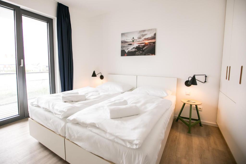 Hafenapartments warnem nde deutschland warnem nde for Hotel ostsee warnemunde