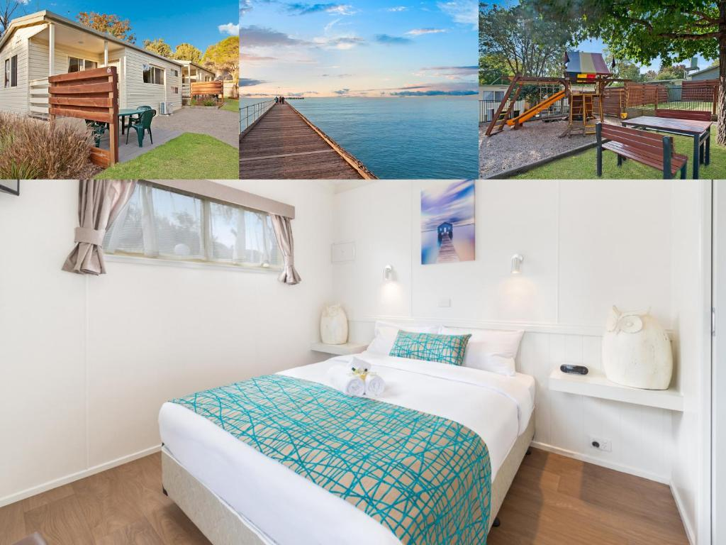 resort village kanasta caravan park rye australia. Black Bedroom Furniture Sets. Home Design Ideas