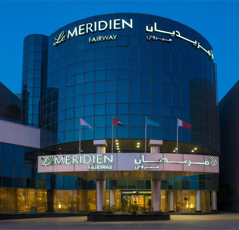 Le Meridien Airport Dubai Location Map Hotel Le Meridien Fairway, Dubai, UAE   Booking.com