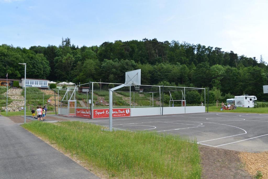 Campinghutte Im Sporterlebnispark A Allmersbach Im Tal Germany